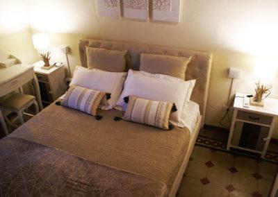 camera doppia del bed and breakfast in centro